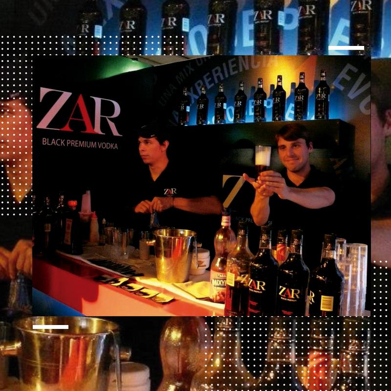 ZAR Vodka Black Lanzamientos