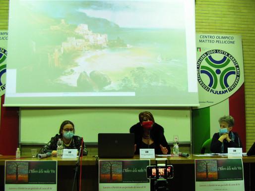 """GRANDI EVENTI. L'Albero organizza on-line il tavolo """"Lavoro e Diritti in un periodo di cura di sé"""""""