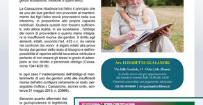L'ALBERO PUBBLICATO NELLA CARTA STAMPATA