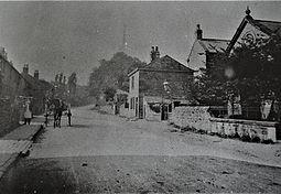 Moor Lane, Gomersal.JPG