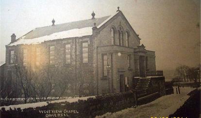 West View Wesleyan Reform Chapel, Gomers
