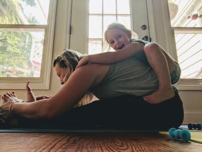 New Moms Core Strengthening