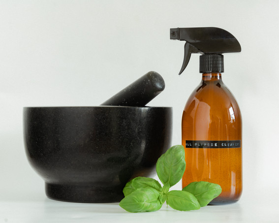 Witch Hazel Cleaning