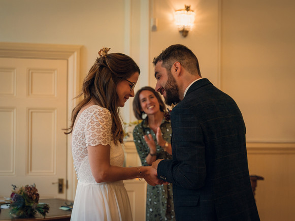Luke & Nadine's Wedding
