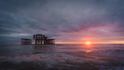 Apocolyptic West Pier