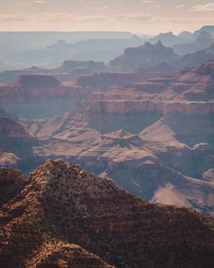 Grand Canyon Layered