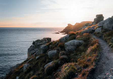 Path to Lands End