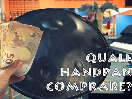 Vuoi acquistare un Handpan? Qui tutte le dritte e i consigli che dovresti conoscere