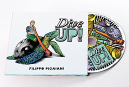 CD Dive UP Filippo Pigaiani