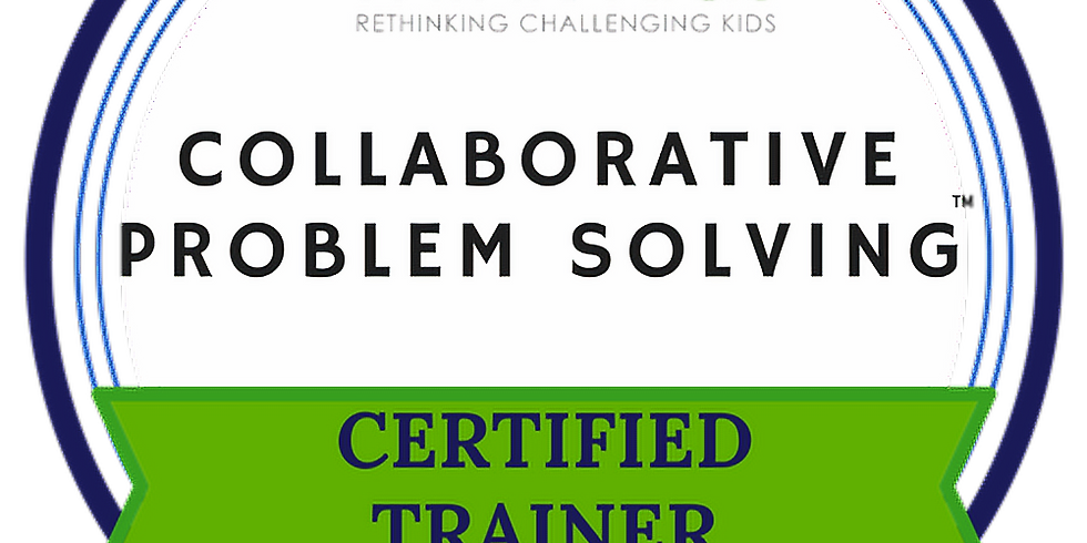 Collaborative Problem Solving Fall Session 9/26-11/14