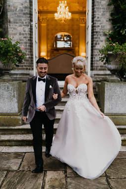 Hedsor House Wedding