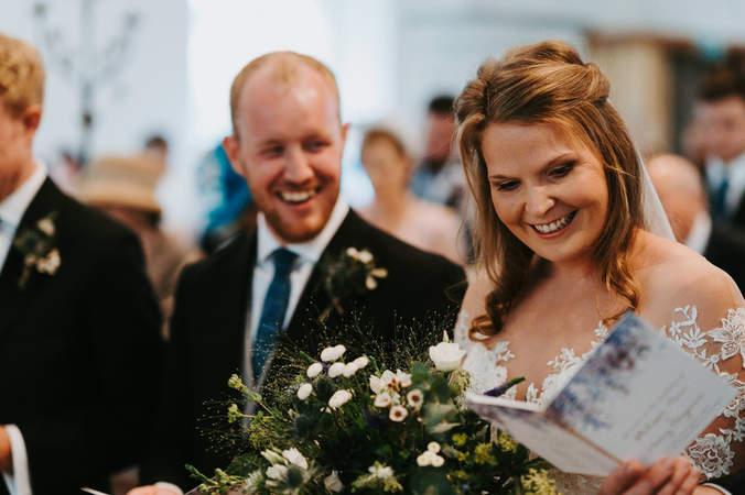 Essex wedding ceremony