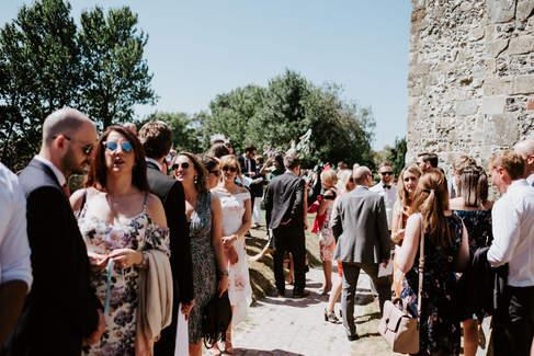 Piers & Catriona Wedding