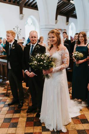 Chruch Wedding Ceremony