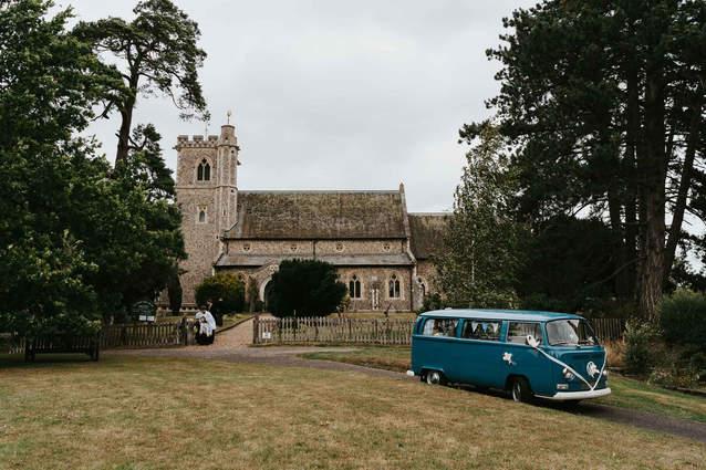 Essex Church Wedding