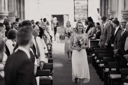 Holy Rood Church Wedding