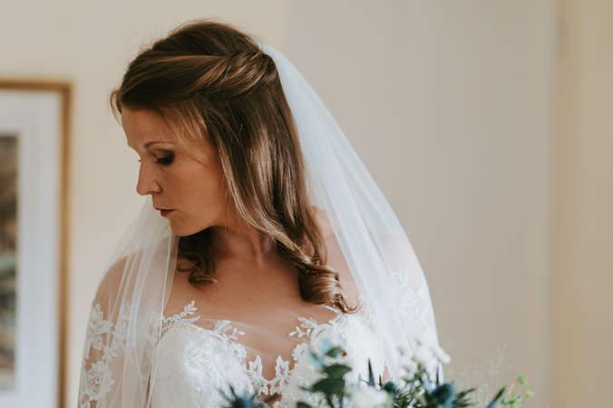 Bride Wedding Preparations