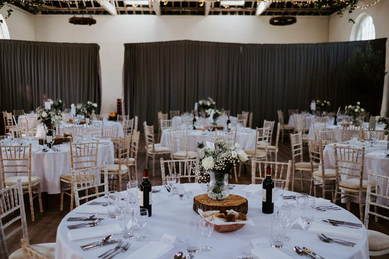 Firle Place Wedding