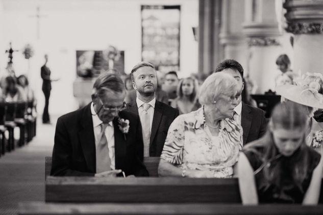 Parley Manor WeddingHoly Rood Church Wedding