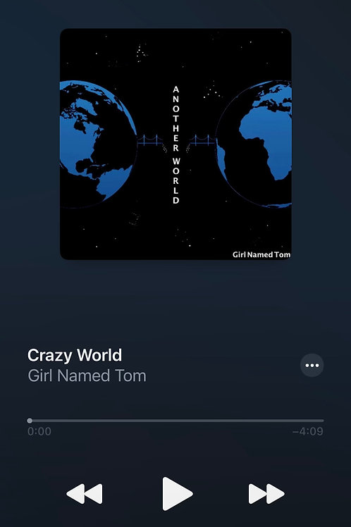 """Crazy World"""