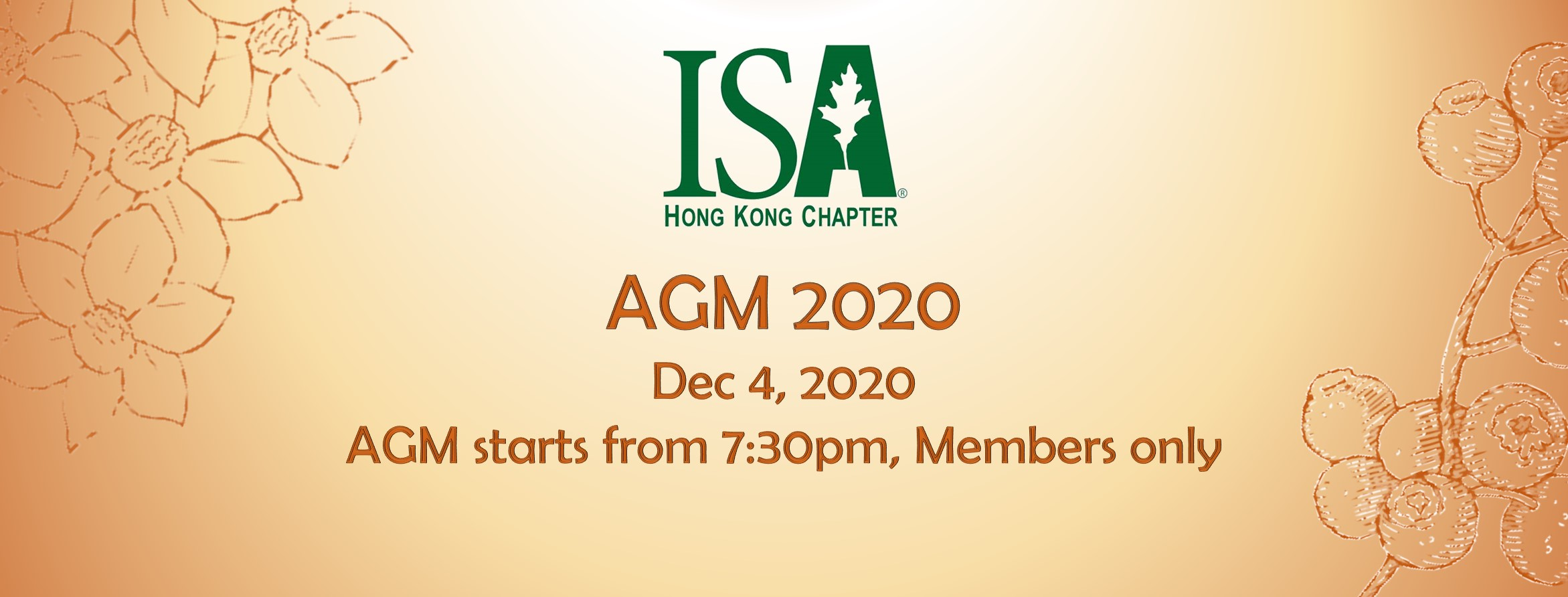 Notice of AGM 2020
