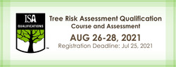 ISA TRAQ courses & assessment on Aug 26-28, 2021