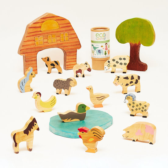 Eco Surprise - Farm Range (priced per animal)