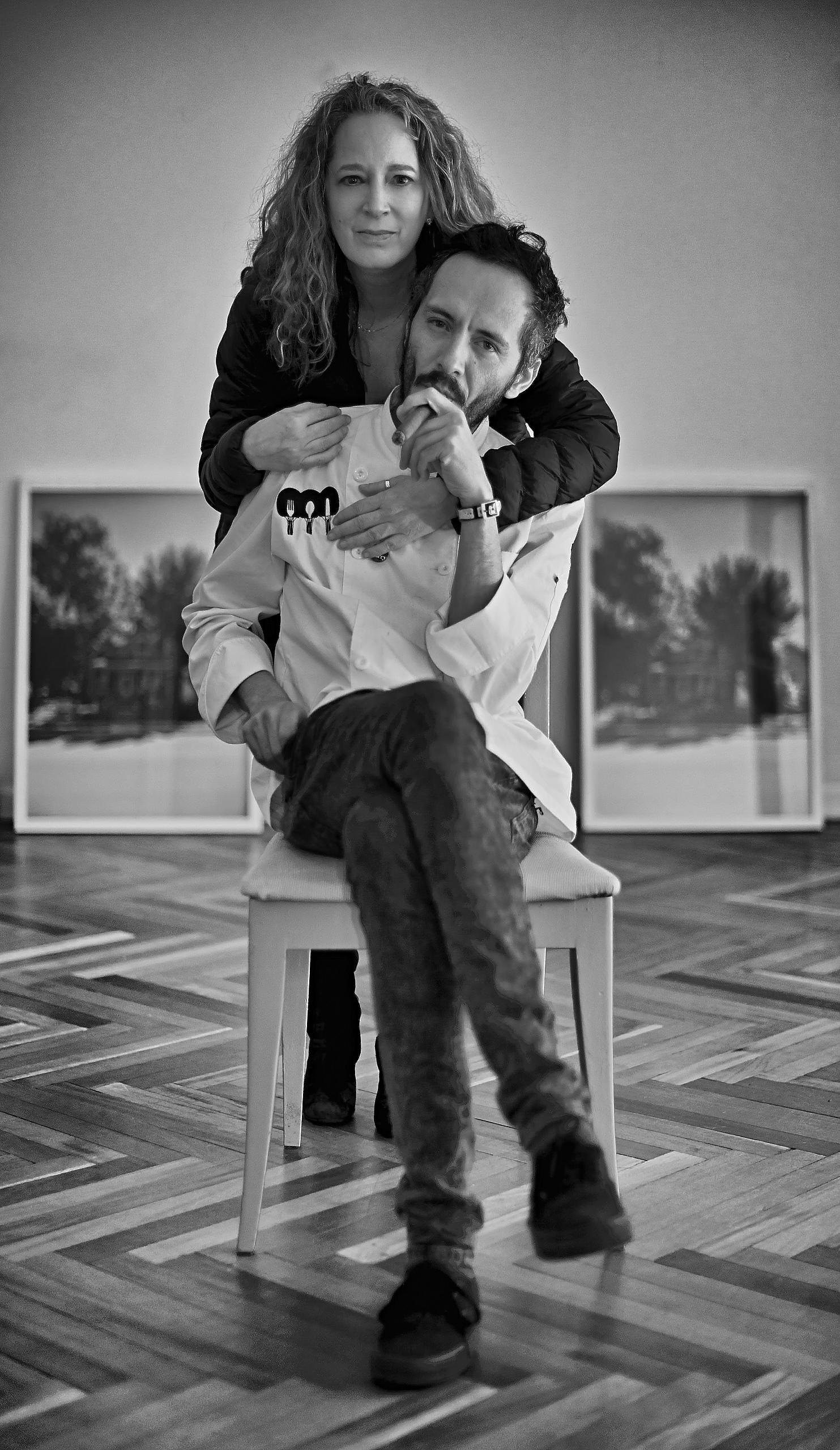 CAROLINA PONCE & PAULO LICONA
