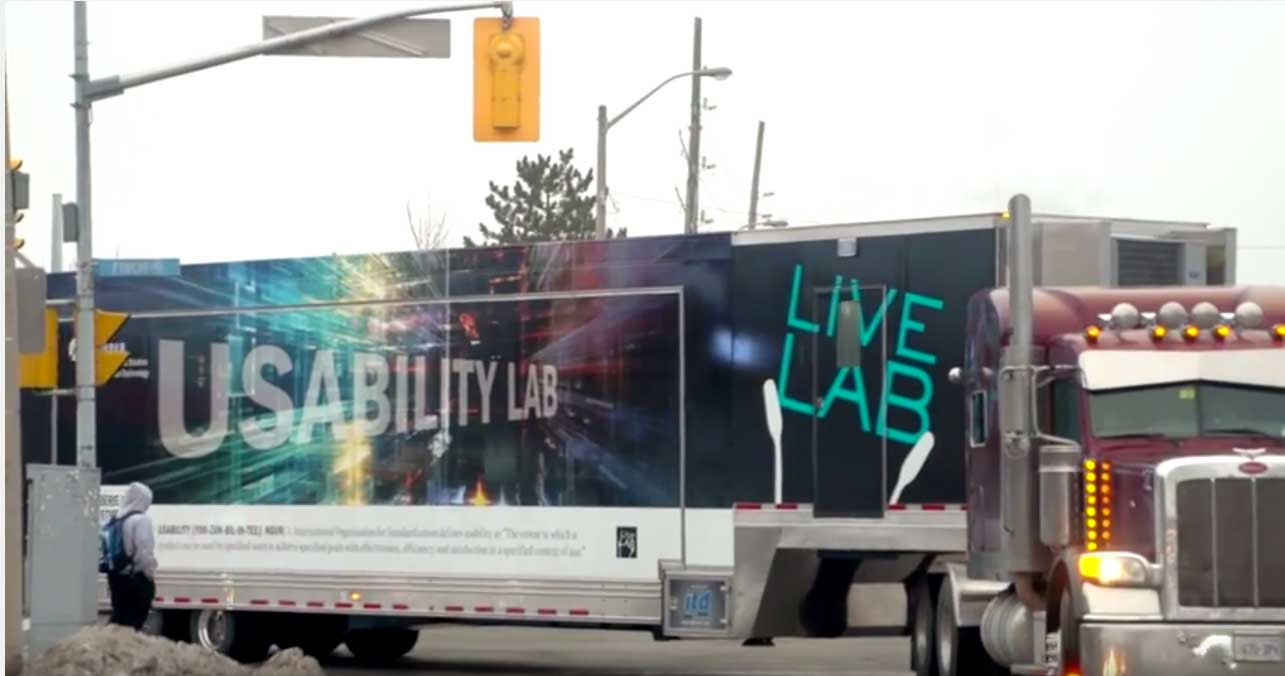 Humber College Mobile Usability Lab