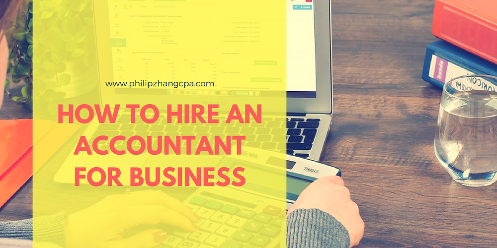 HOW TO HIRE AN ACCOUNTANT FOR BUSINESS