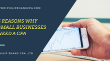 5 Reasons Why Small Businesses Need a CPA