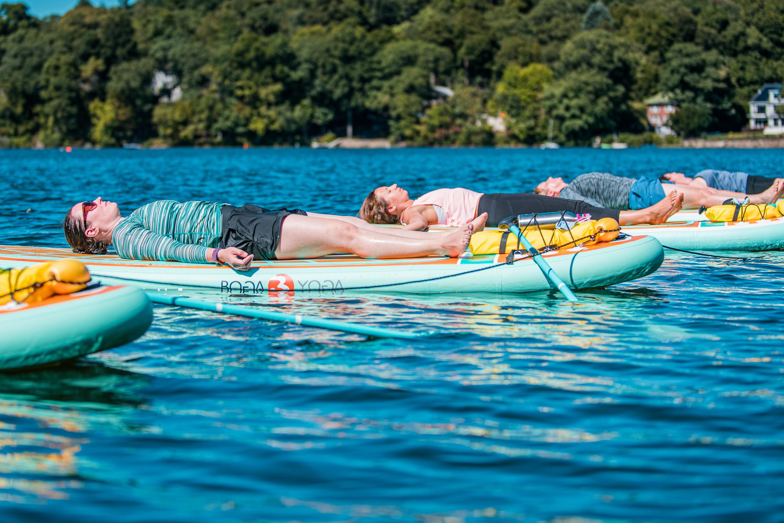 Guided Floating Meditation
