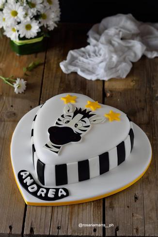 Juventus cake....e il piccolo Andreymar