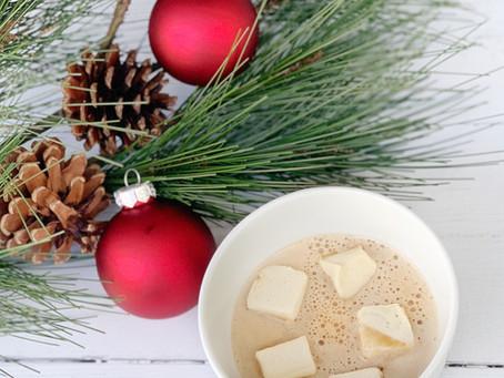 Hot Chocolate + Marshmallows