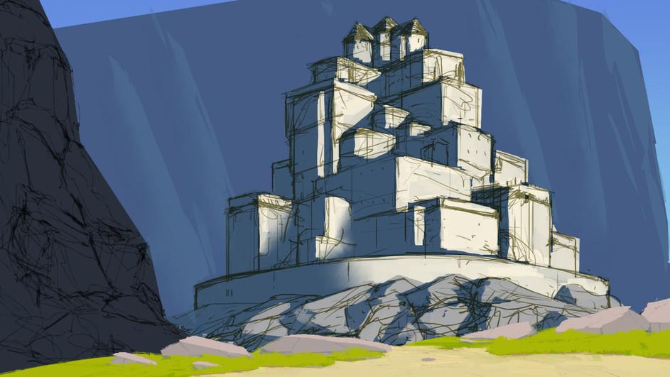 Castle Exterior 4