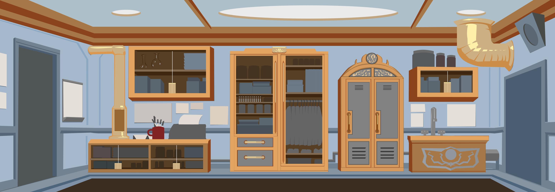 Concept Art: Adventure Castle Lab