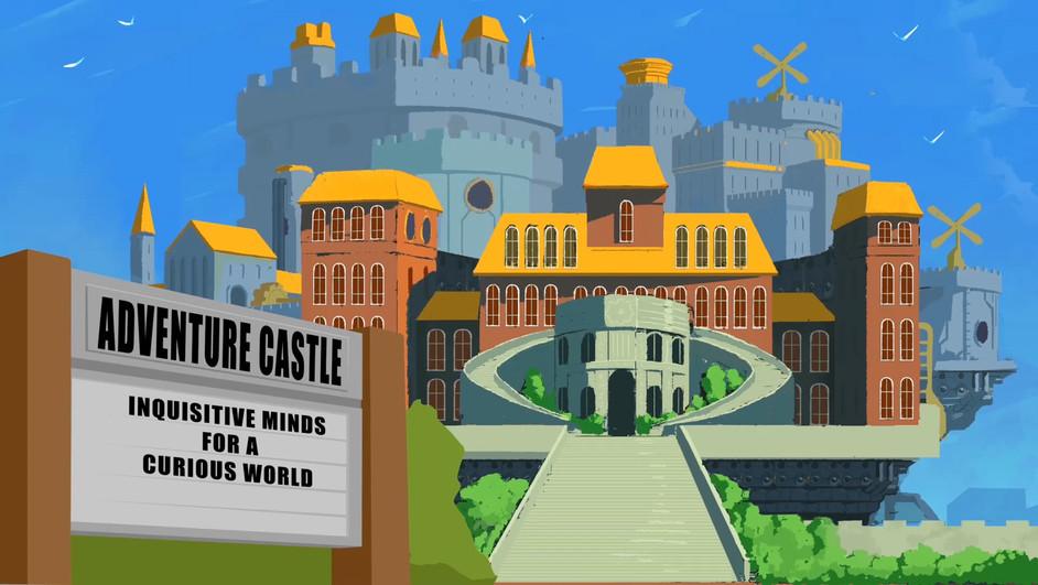 Adventure Castle: Inquisitive Minds for a Curious World