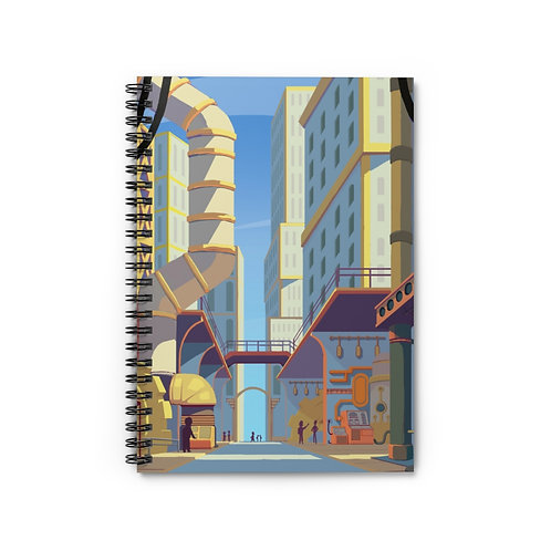 Adventure Castle - Notebook