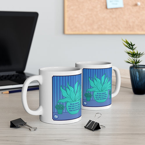 You Are Stronger - Mug
