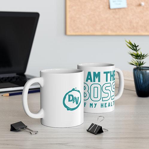 I am the Boss - Mug
