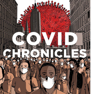 Signal Boost: COVID Chronicles: A Comic Anthology, including DFV Friend Jason Chatfield