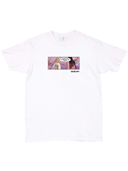 Weekend Getaway Anime Tee