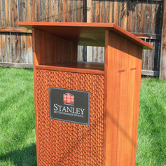 Stanley's Lectern