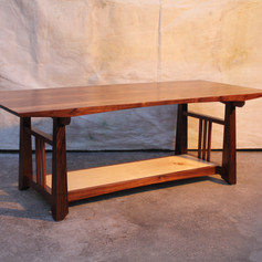 Elizabeth's Coffee Table