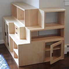Lavanya's Shelves