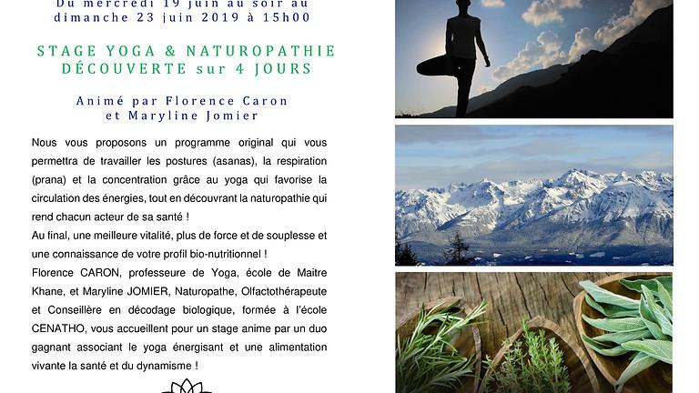 Stage Yoga & Naturopathie