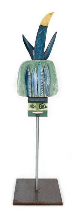 Garden Totem: Bluebird - Side 2