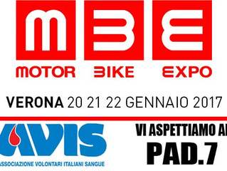 VI ASPETTIAMO AL MOTOR BIKE EXPO