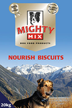 Mighty Mix Nourish Dog Food