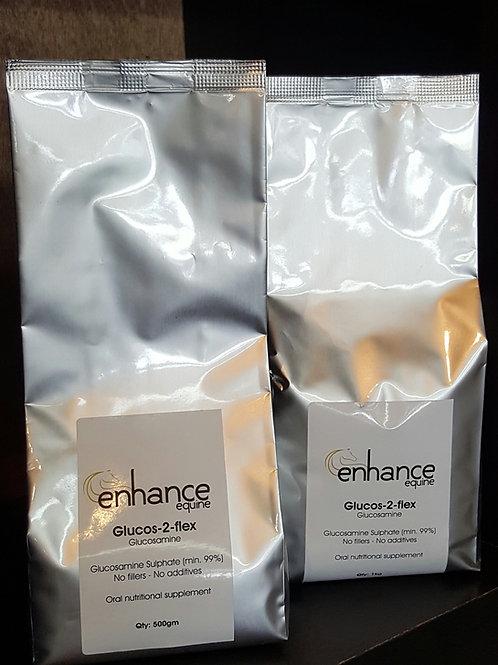 Enhance Equine Glucos-2-Flex 500g